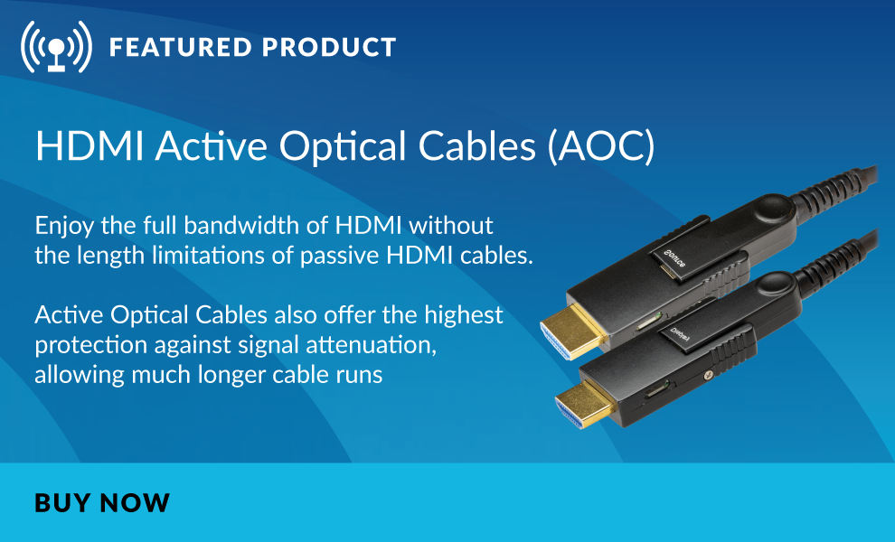 Cablenet - Active Optical Cables