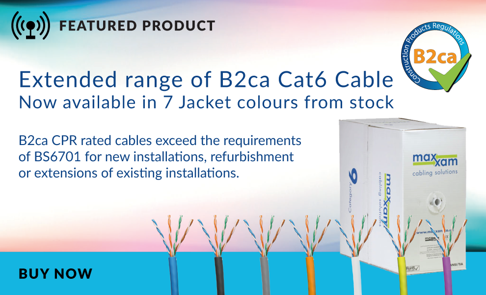 Cablenet - Cat6 B2ca Cable