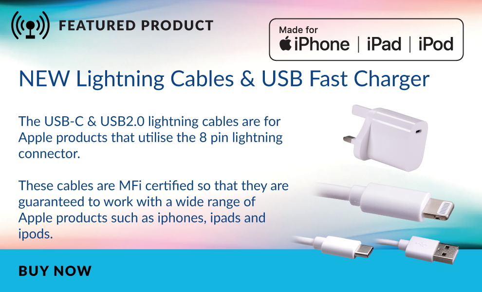 Cablenet - MFi Certified Cables