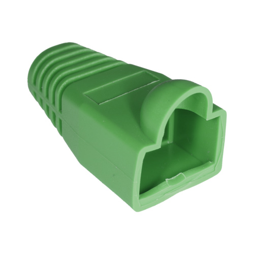 RJ45 Bubble Boot Green 6mm