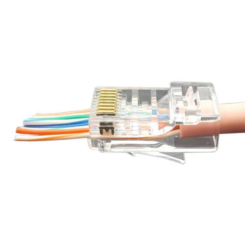 Cat5e RJ45 UTP EZ Easy Plug