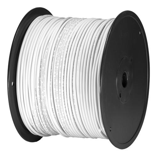 Cat5e White U/UTP PVC 24AWG Stranded Patch Cable 305m Box
