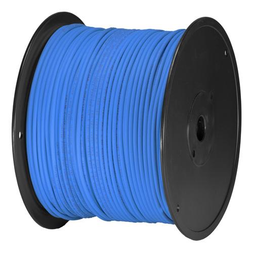Cat5e Blue U/UTP PVC 24AWG Stranded Patch Cable 305m Box