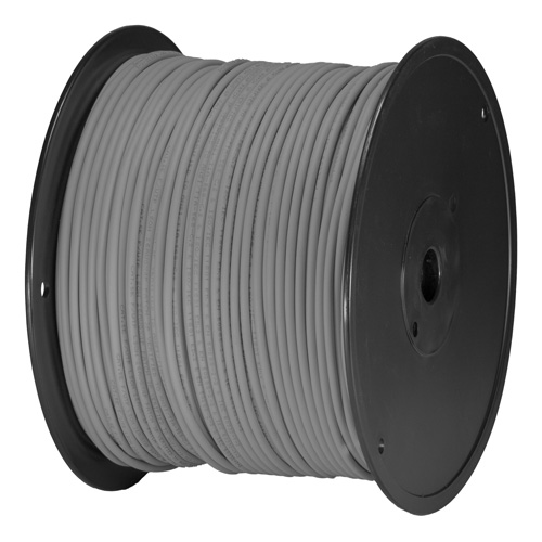 Cat5e Grey U/UTP LSOH 24AWG Stranded Patch Cable 305m Box