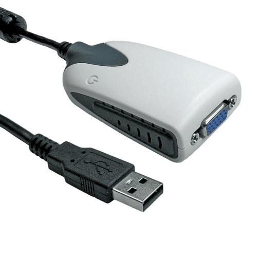 USB 2.0 - VGA/SVGA Adaptor