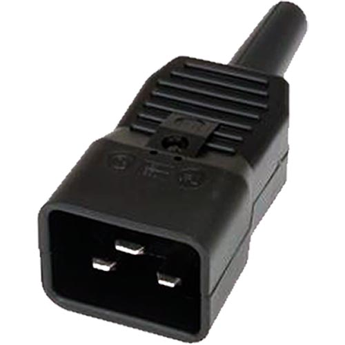 C20 (16Amp) Power Connector (Screw)