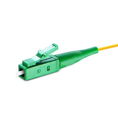 1m OS2 9/125 LC/APC Yellow Fibre Pigtail 900um