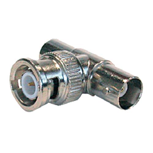 BNC T Adaptor Plug - Socket - Socket
