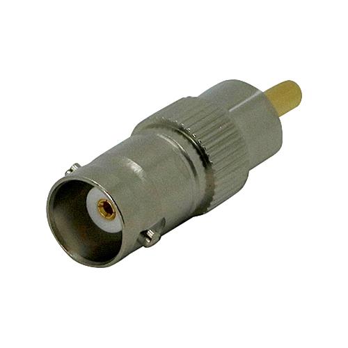 BNC Socket - RCA Plug