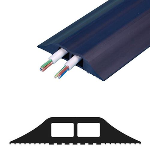 Combi 3 Metre (16mm x 10mm + 16mm x 10mm) Black