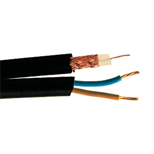 2 Core 0.75mm RG59 CPR Eca LSF Power Cable 100m Reel