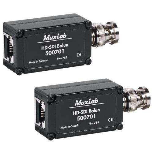 Muxlab HD - SDI Balun (2 Pack)