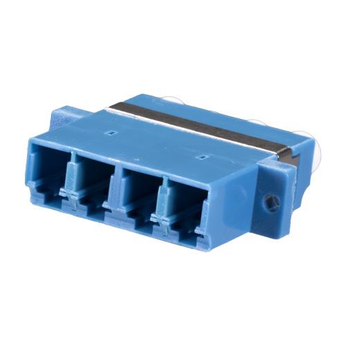 Singlemode LC Quad Blue