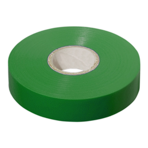 PVC Insulation Tape 19mm x 33mtr Green