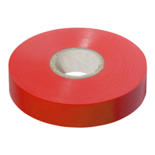 PVC Insulation Tape 19mm x 33mtr Red