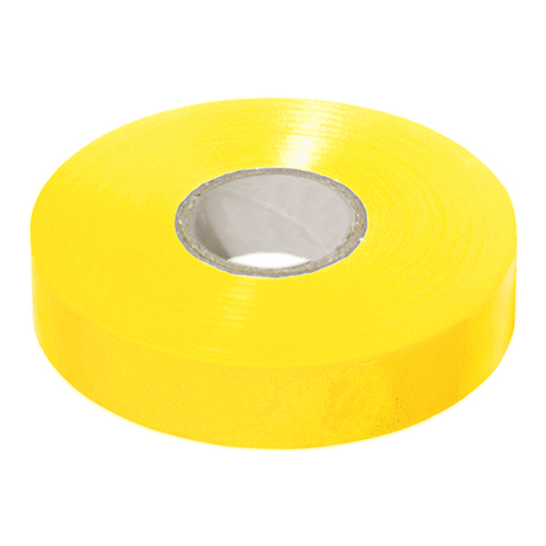 PVC Insulation Tape 19mm x 33mtr Yellow
